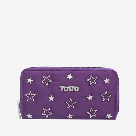 billetera-para-mujer-en-lona-estrella-anseris-morado-Totto