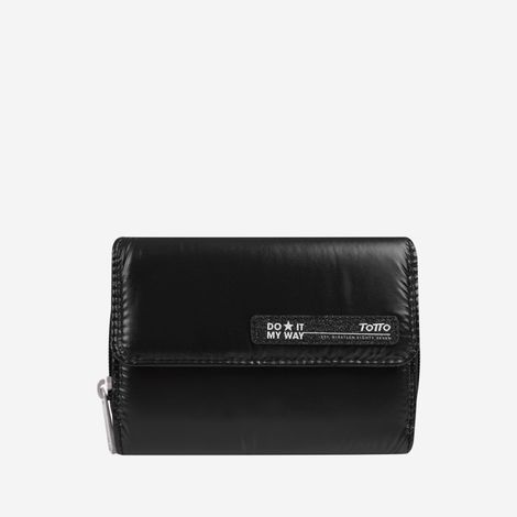 billetera-para-mujer-brillante-minchir-negro-Totto