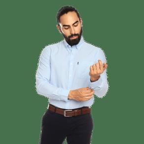 camisa-para-hombre-manga-larga-oxford-chelo-azul-kentucky-blue