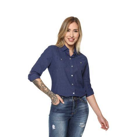 Camisa-para-mujer-genoveva-azul