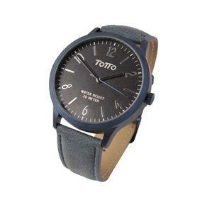 Reloj-analogo-kunaya-azul