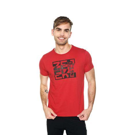 T-shirt-para-hombre-mozart-2-rojo